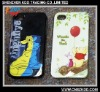 New Fashionable Plastic Case For iPhone4G