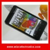 "New MTK6573 4.3"" Capacitive 3G WCDMA+GSM Android 2.3 GPS smart phone HD7 H7300"