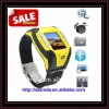 New Quad Band Watch Phone F3 GSM Mobile Touch Screen Unlocked