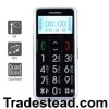 New Quad-band GSM FM Mobile Phone with Big Keypad/SOS Button/1.7 Inch QVGA Color Screen