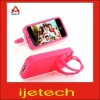 New South Korea Silicone Phone Case for iPhone4s