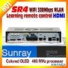 New Sunray 800se SR4 - S, C, T tuner 3-in-1,WIFI support