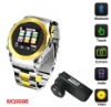 New Wrist Watch Cell Phone Mp3/Mp4 MQ999