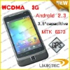New android 2.3 phone 3g mobile phone W7272