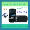 New arrival Android mobile phone WCDMA/GSM dual mode dual standby support Camera.GPS. bluetooth.wifi.Capacitive touch screen