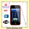 New arrival mobile phone HI5 with WIFI