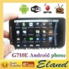 New arrive G710E GPS WIFI TV Android mobile phone