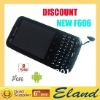 New arrive android phones F606 support gps wifi tv dual sim phone