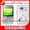 New design TV GSM Mobile Phone in 2012