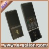 New model F480 2 sim cards luxury Ferrari car mobile phone
