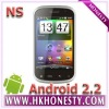New touch screen phone dual sim GPS phone WIFI TV Android 2.2 smart phone NS