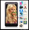 "Newest Hero H7000 Android 2.2 smart phone 4.3""Capacitive multi-touch GPS WIFI TV"