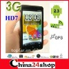 Newest !! MTK6573 HD7 3G android phone