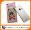 Newest design acrylic mobile phone sticker