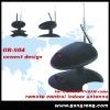 Newest design remote control indoor antenna GR-604