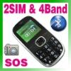 Old Senior Elderly MP3  MNobile Phone