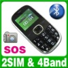 Old Senior Elderly MP3  MNobile Phone