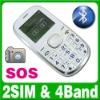 Old Senior Elderly MP3 Mobile Phone