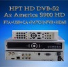 Original chipset AZ America HD S900 set top box support CCcam.cfg free in South America