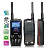 P-A-968, Walkie Talkies Mobile Phone with Transceiver U+V Dual band, Dual Sim cards Dual standby, Network: GSM850/ 900 / 1800/ 1