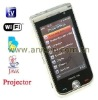 (P790) Projector Tv Wifi Mobile phone