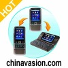 PDA cell phone - QWERTY Keyboard + SNES Emulator