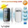 PDA low price mobile phone 3.0 WQVGA screen,dual sim dual standby, MTK6225,mp4, bluetooth, wap, shaker,torch,open FM.