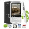 Pandora - QWERTY Android 2.2 Smartphone with 2.8 Inch Touchscreen (GPS, Dual SIM, WiFi)