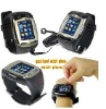 Pinhole camera Quadband watch phone---007+