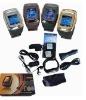 Pinhole camera Quadband watch phone---W09
