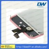 Plating pink conversion kit for iphone 4