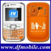 Popular TV Quad band Cell Phone Q9