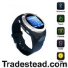 Popular Touchscreen GSM Quad-Band Watch Phone