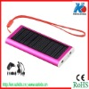 Portable solar LED light and charger KDX-T0314