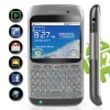 Poseidon - Android 2.2 QWERTY 2.7 Inch Touchscreen Cell Phone (Dual SIM, WiFi, GPS)