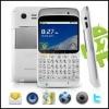 Poseidon - Android 2.2 QWERTY Touchscreen Smartphone + Dual SIM, WiFi, GPS (White)