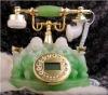 Pretty antique telephone