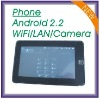 Promotion !!7 inch 3G G-senser touch screen phone
