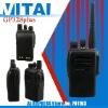 Promotion GP-328plus 136-174 430-527MHz Dual Band VHF UHF 2 Way Radio