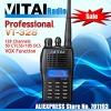 Promotion Good Quality VHF UHF Dual Band 4W 5W 128 Channel  VT-328 2 Way Radio