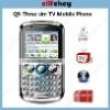 Q9 three sim TV mobile phone