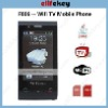 Quad Band Dual Cards GSM Wifi TV Cheap Phone Fly-ying F806