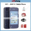 Quad Band Dual Cards with Wifi TV Java Popular Mobile Phone Star-N97