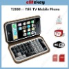 Quad Band Dual Cards with Wifi TV Java Qwerty Mobile Phone T2000