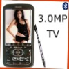 Quad Band Dual SIM Card with TV mobile phone A968
