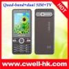 Quad Band TV Mobile Phone