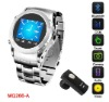 Quad Band Watch Mobile Phone