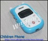 Quad Band children mobile phone A88 GPS Locating