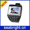 Quad Band with Bluetooth Compass Touch Screen Watch Cell Phone