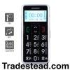 Quad-band GSM FM Mobile Phone with Big Keypad/SOS Button
